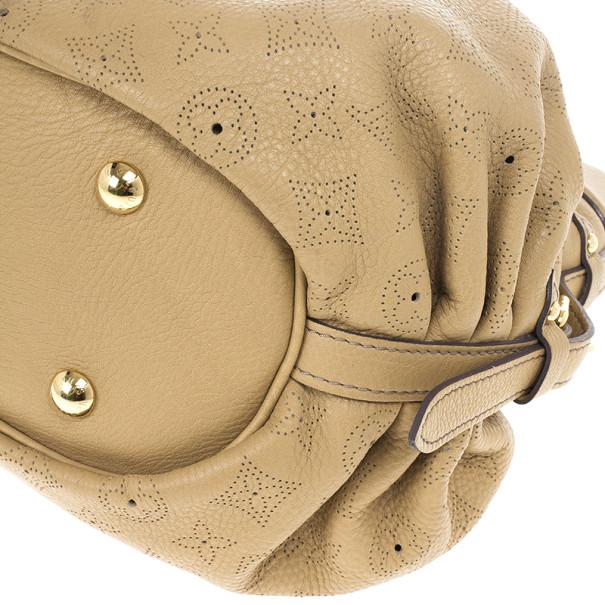 Louis Vuitton Porforated Mahina XS Hobo