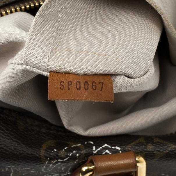 Louis Vuitton Monogram Dentelle Speedy 30