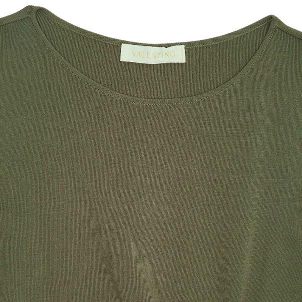 Valentino Sleeveless Knit Top S