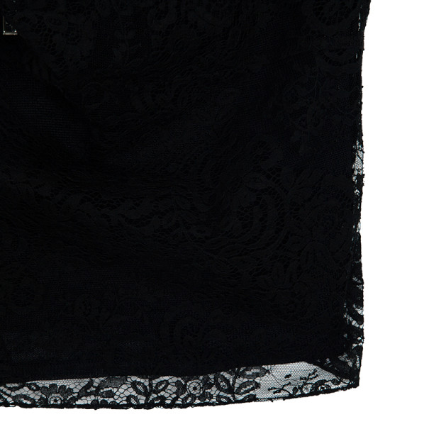 Dior 2 Piece Chantilly Lace Top S