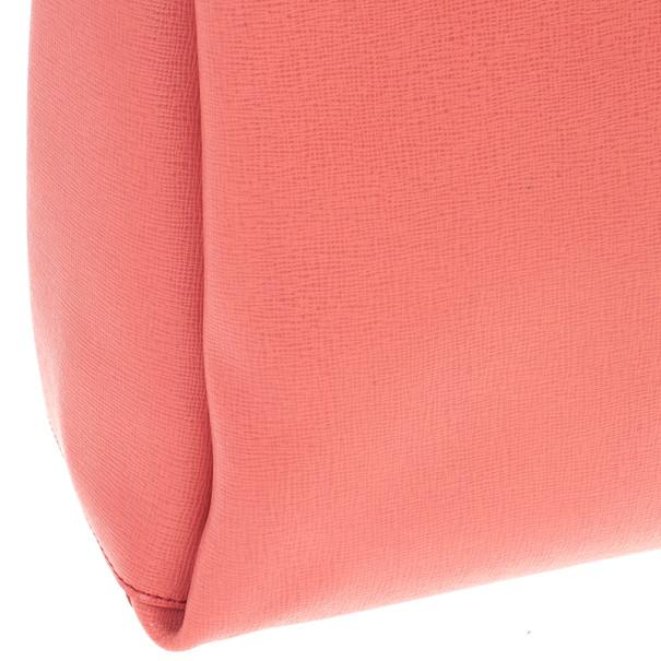 Furla Pink Lotus Tote