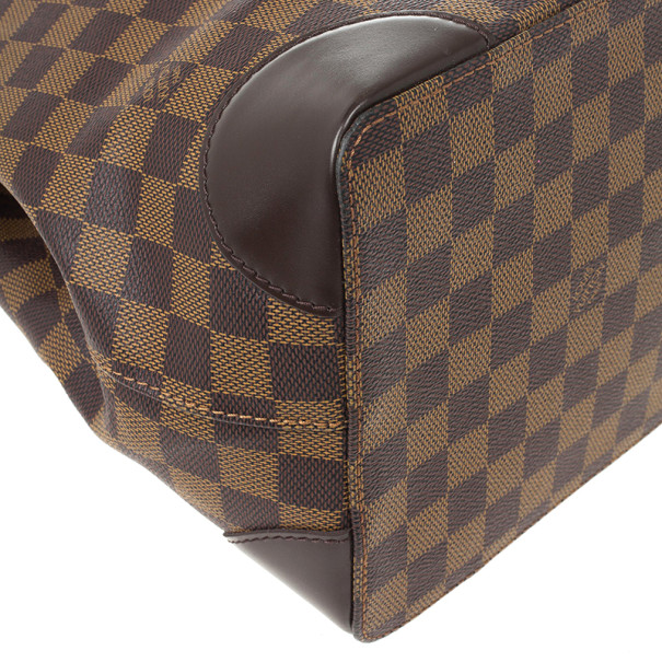 Louis Vuitton Tote Damier Ebene Hampstead MM