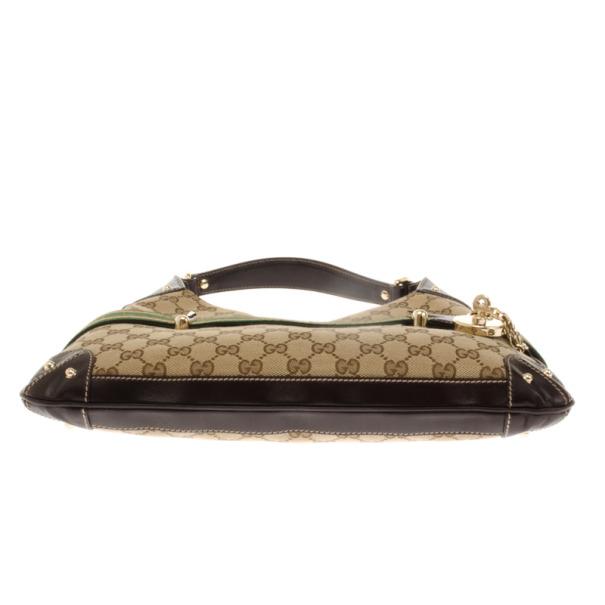 Gucci Canvas Borsa Penelope Hobo