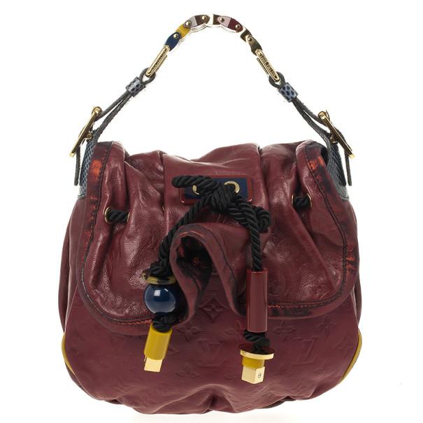 Louis Vuitton Limited Edition Paprika Monogram Epices Kalahari PM Bag