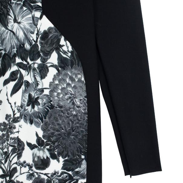 Stella McCartney Henrietta Floral Mix Bodycon Dress M