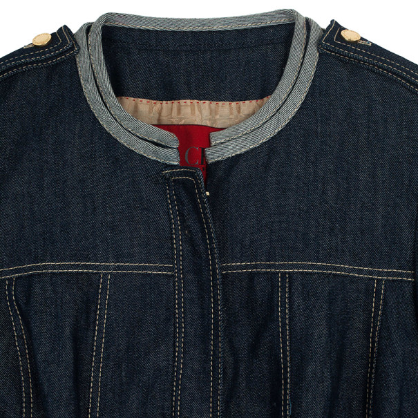 CH Carolina Herrera Denim Jacket S