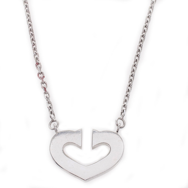 Cartier Heart of Cartier 18KT Pendant Chain