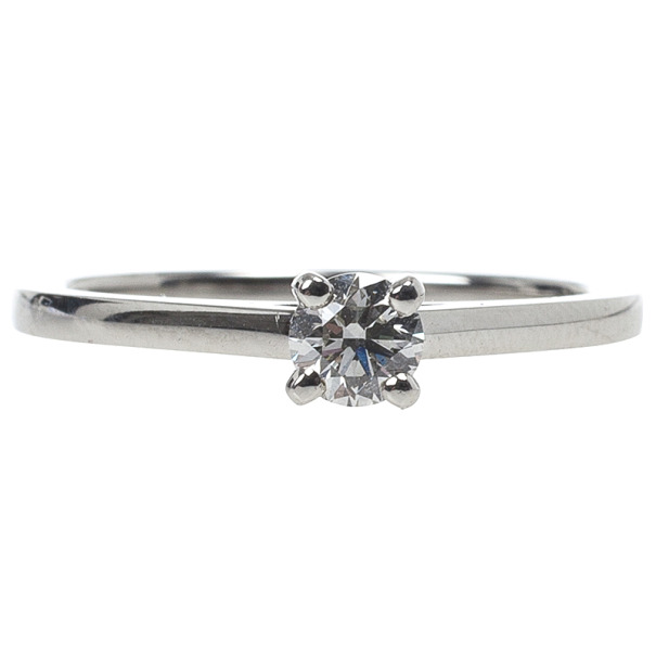 De Beers Classic Engagement Ring Size 53