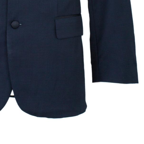 BOSS By Hugo Boss Navy Slim Fit Men's Tuxedo Suit M
