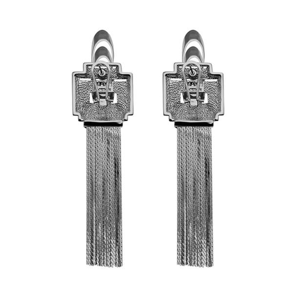 Mawi Flapper Fringe Earrings