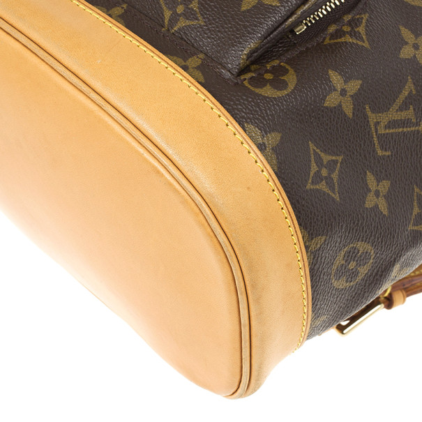 Louis Vuitton Monogram Montsouris Backpack MM