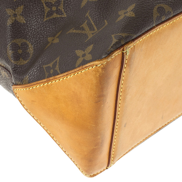 Louis Vuitton Monogram Canvas Cabas Piano Tote