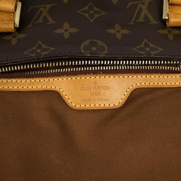 Louis Vuitton Monogram Canvas Cabas Piano Tote