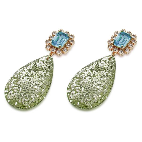 Mawi Gemstone Drop Earrings