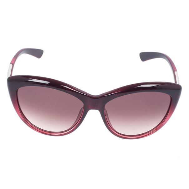 Valentino Red Crystal Woman Sunglasses V632SR-614