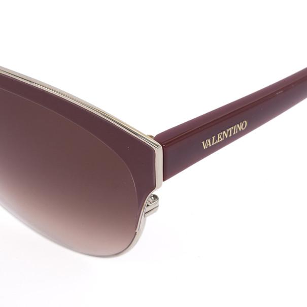 Valentino Brown Woman Sunglasses V104S-210