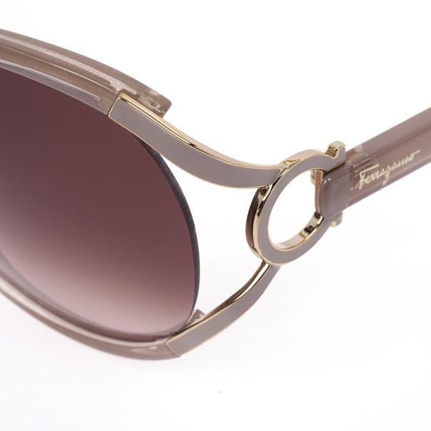 Salvatore Ferragamo Brown Woman Sunglasses SF600S-662