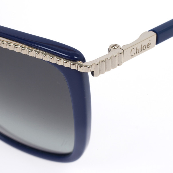 Chloe Blue Woman Sunglasses CE606S-424