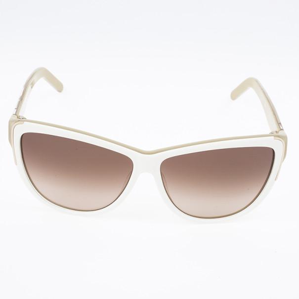 Chloe White Woman Sunglasses CE602S-275