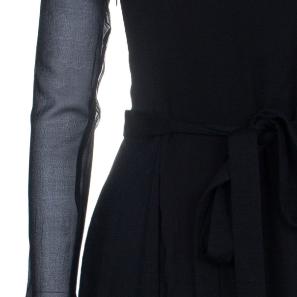 Chalayan Shift Belted Dress S