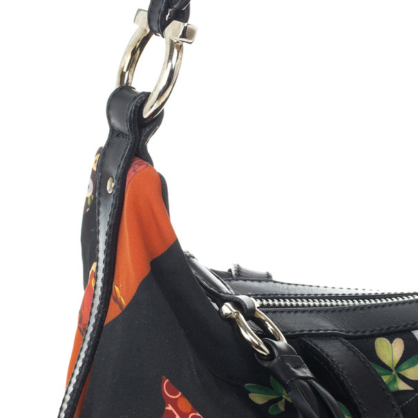 Salvatore Ferragamo Fiera Hobo
