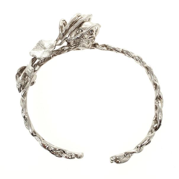 Alexander McQueen Skull and Vine Bracelet