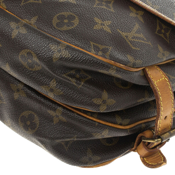 Louis Vuitton Monogram Saumur MM