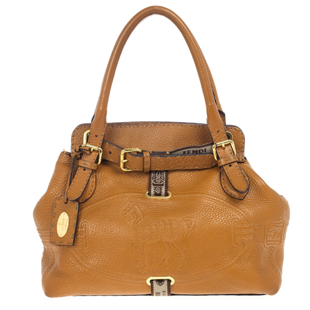 00022c7a8e67 ... bag vintage authentic bf5ef 1595d buy fendi tan selleria villa borghese  tote buy sell lc 11883 89bc9 france black leather ...