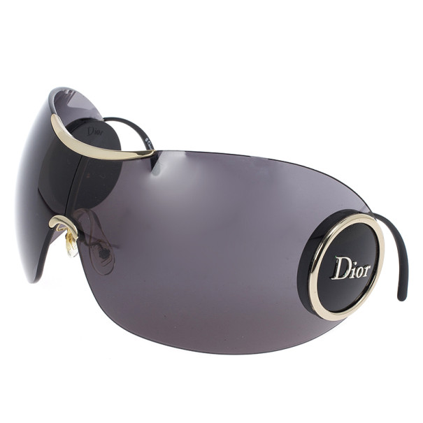 Dior Sport 1 Woman Shield Sunglasses With Retractable Arms