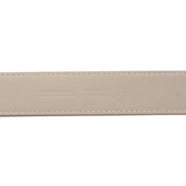 Burberry Novacheck Belt 100 CM