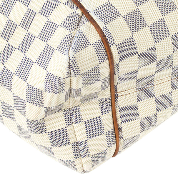 Louis Vuitton Damier Azur Monogram Totally MM