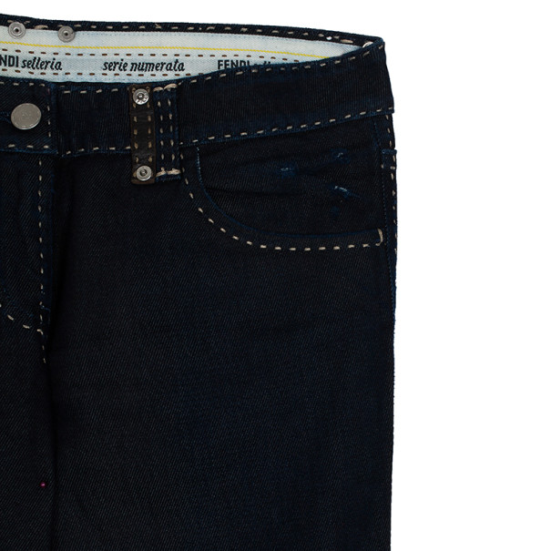 Fendi Denim Jeans S