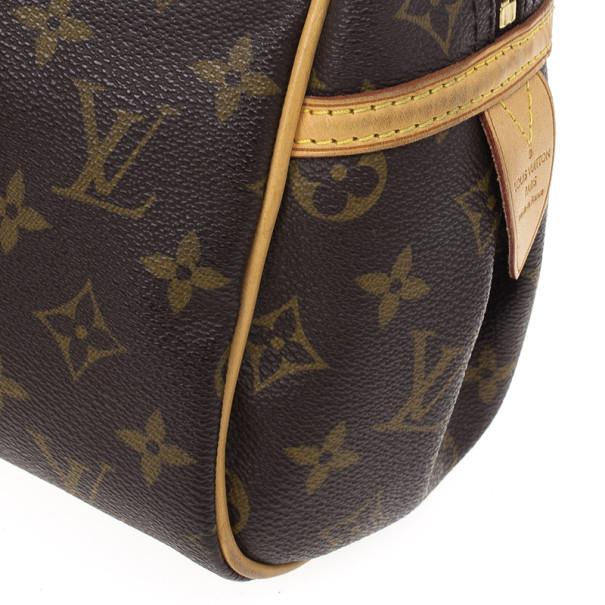 Louis Vuitton Monogram Canvas Montorgueil Bag PM