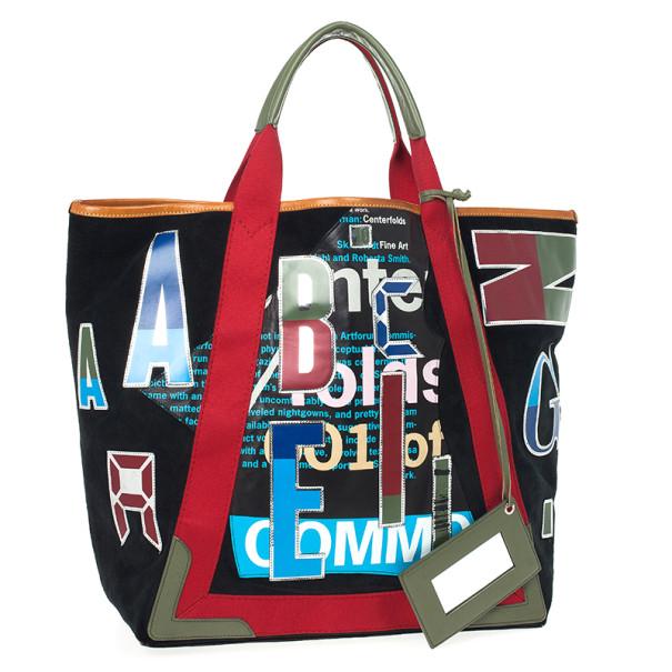 Balenciaga Alphabet Tote