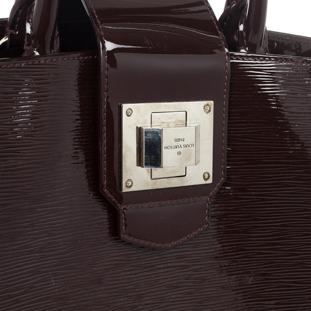 Louis Vuitton Electric Epi Mirabeau Tote