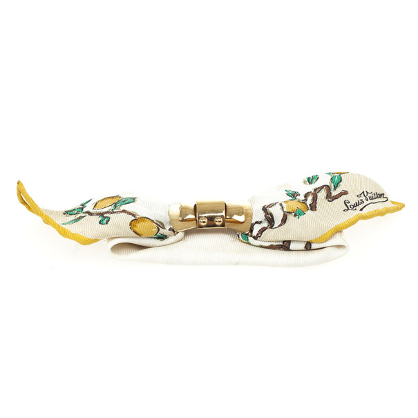 Louis Vuitton Silk Bracelet