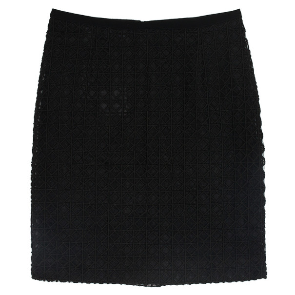 Moschino Tissue Pencil Skirt S