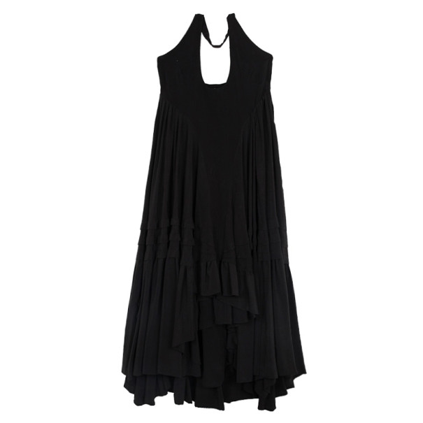 Balenciaga Halterneck Layer Dress M