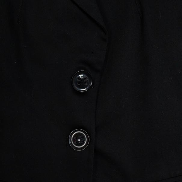 Philipp Plein Crystal Collar Jacket S
