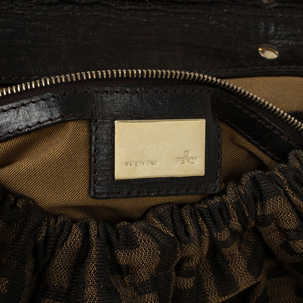 Fendi Zucca Magic Bag