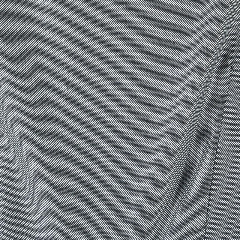 CH Carolina Herrera Grey Wool Belted Dress L