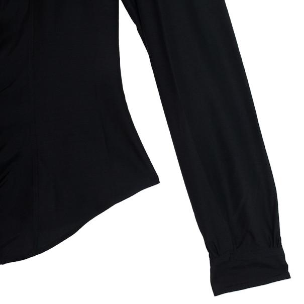 Saint Laurent Paris Silk Shirt M