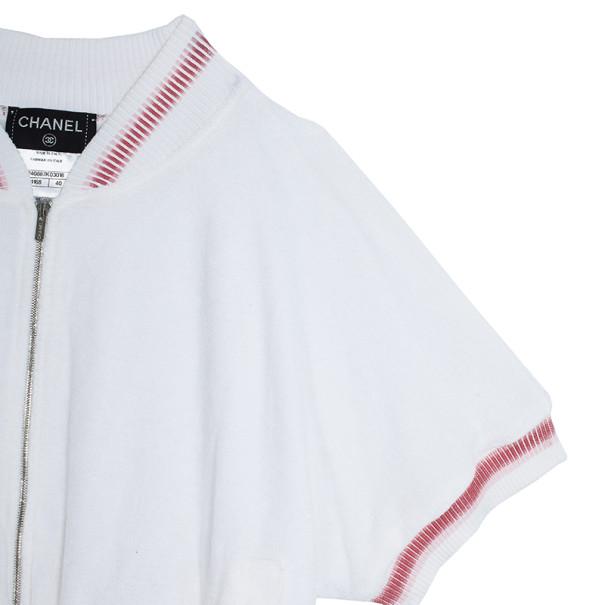 Chanel Short Sleeve Jacket M
