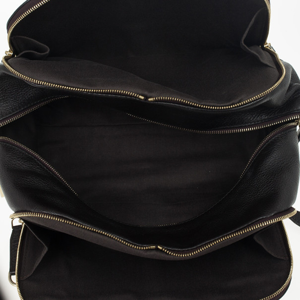 D and G Black Medium Kati Bag