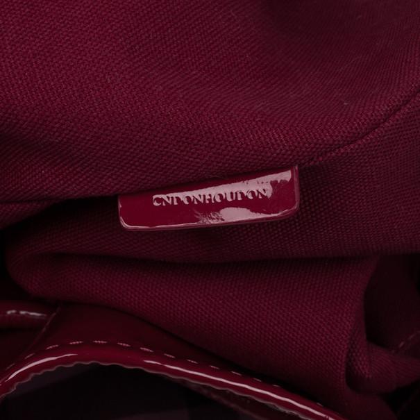 Burberry Ombré Check Print Shoulder Bag