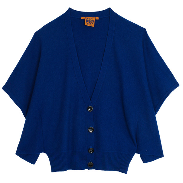 Tory Burch Knit Button Up Cardigan XS