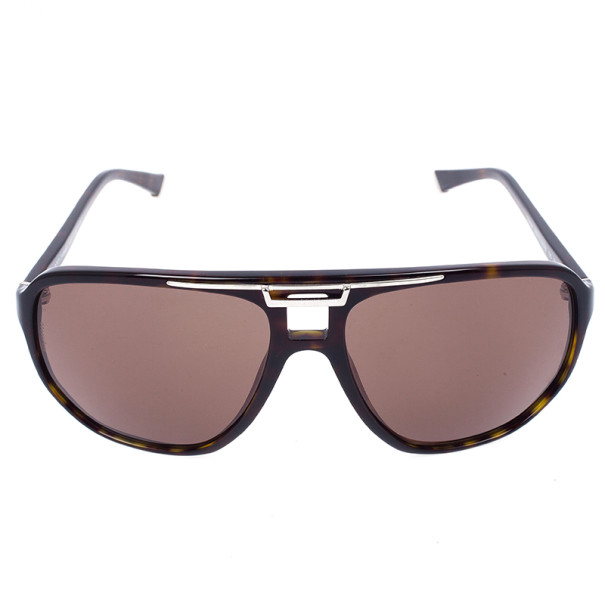 Dolce and Gabbana Black Men Aviators