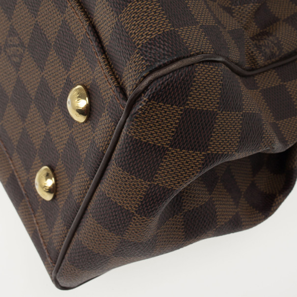 Louis Vuitton Monogram Damier Trevi PM