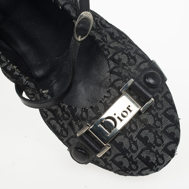 Christian Dior Diorissimo Mary Jane Ballet Flats Size 38