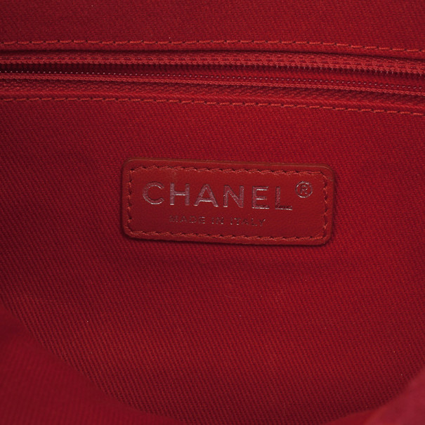 Chanel Pink Suede Flap Bag